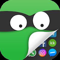 نرم افزار مخفی کردن نرم افزارها،عکس،ویدیوها و فایل های صوتی با بالاترین امنیت آیکون