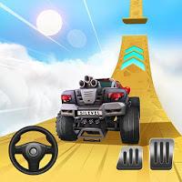 بازی ماشین سواری با 5 ماشین لوکس آیکون