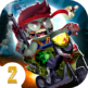 بازی اکشن رامبو Ramboat 2 – Soldier Shooting Game v1.0.58