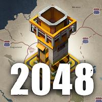 بازی دفاعی مردگان: سبک 2048 آیکون