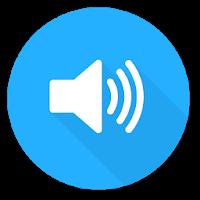 نرم افزار تنظیم صدای گوشی آیکون