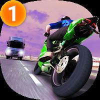 بازی رانندگی با موتور سیکلت به سبک اول شخص آیکون