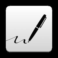 برنامه یادداشت برداری با دستخط برای اندروید آیکون