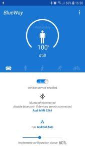 تصویر محیط BlueWay – Smart Bluetooth v3.7.3.0