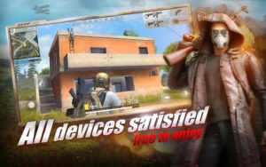 تصویر محیط Hopeless Land: Fight for Survival v1.0 build 40 + data