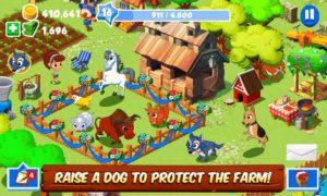 تصویر محیط Green Farm 3 v4.3.4