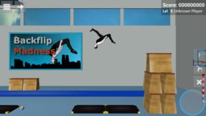 تصویر محیط Backflip Madness v1.1.7
