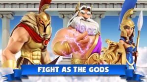 تصویر محیط Gods of Olympus v4.1.26095