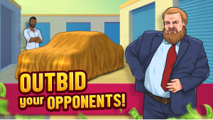 تصویر محیط Bid Wars: Pawn Empire v1.13.1