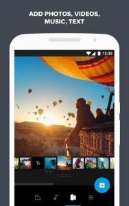 تصویر محیط Quik – Free Video Editor for photos, clips, music v5.0.7.4057-000c9d4b4