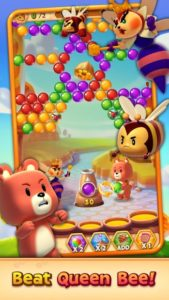 تصویر محیط Buggle 2 – Free Color Match Bubble Shooter Game v1.6.2