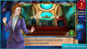تصویر محیط The Emerald Maiden: Symphony of Dreams (Full) v1.2 + data