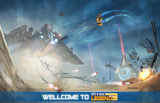 Defense Legend 3: Future War v2.3.6