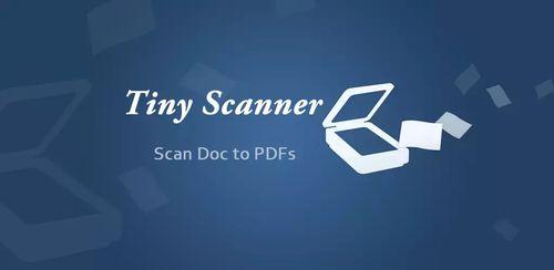Tiny Scanner – PDF Scanner App v4.1