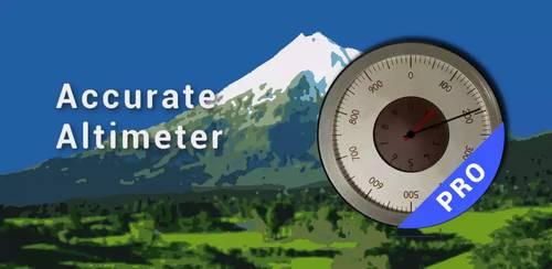 Accurate Altimeter PRO v2.2.9