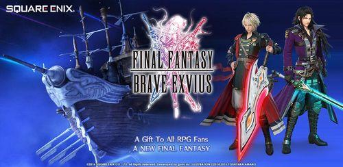 FINAL FANTASY BRAVE EXVIUS v5.1.0