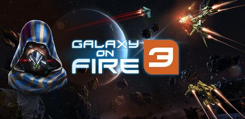 Galaxy on Fire 3 v2.1.3 + data