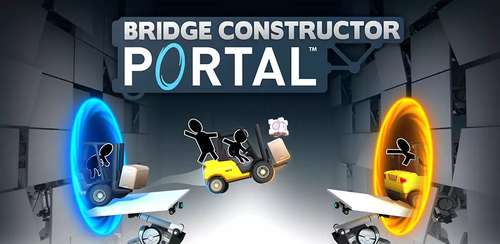Bridge Constructor Portal v3.2