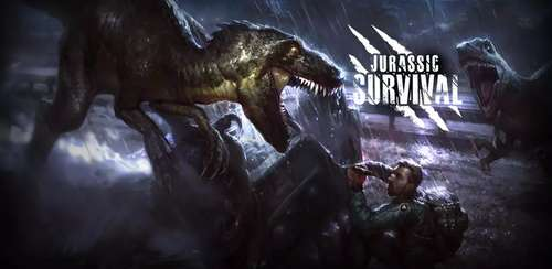 Jurasic Survival v2.5.0 + data