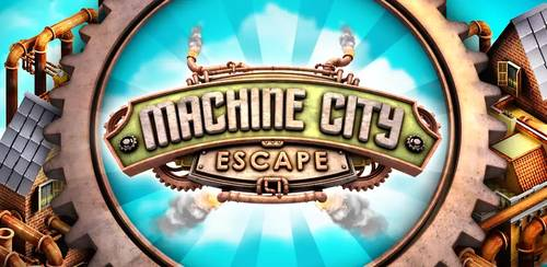 Escape Machine City v1.63