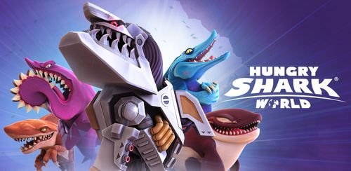 Hungry Shark World v3.4.0 + data