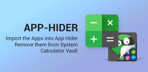 App Hider- Hide Apps Hide Photos Multiple Accounts v1.9.13a