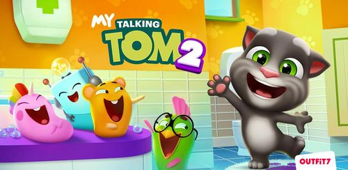 My Talking Tom 2 v1.0.2001.26