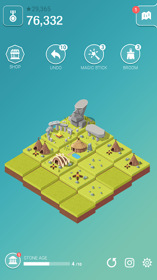 Age of 2048: Civilization City Building Games v1.5.4