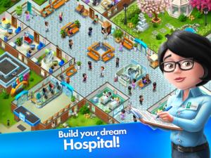 تصویر محیط My Hospital v1.2.02