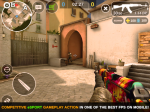 تصویر محیط Counter Attack – Multiplayer FPS v1.2.40 + data