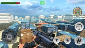 تصویر محیط Mission Counter Attack v3.1