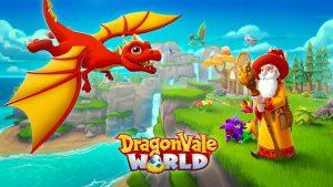 تصویر محیط DragonVale World v1.26.0