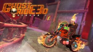تصویر محیط Ghost Ride 3D Season 2 v2.0