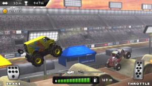 تصویر محیط Extreme Racing Adventure v1.6