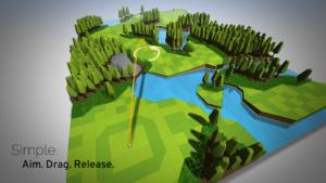 تصویر محیط OK Golf v2.3.1 + data