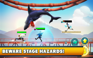 تصویر محیط Mayhem Combat – Fighting Game v1.5.6 + data