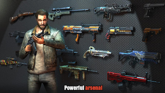 Hopeless Raider-Zombie Shooting Games v2.0