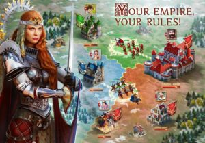 تصویر محیط Throne: Kingdom at War v4.1.0.524
