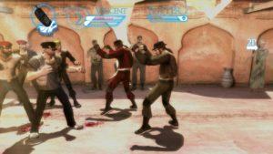 تصویر محیط Brotherhood of Violence II v2.9.0 + data