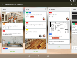 تصویر محیط Trello—Organize anything with anyone, anywhere! v5.9.1.12418