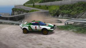 تصویر محیط Pocket Rally v1.4.0