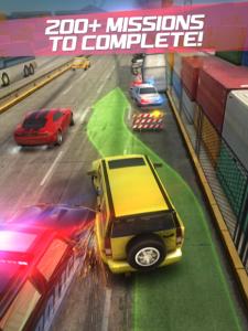 تصویر محیط Highway Getaway: Police Chase v1.2.2