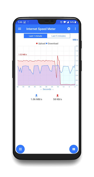 Internet Speed Meter v1.16