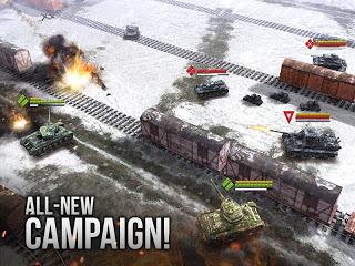 Armor Age Tank Wars WW2 Platoon Battle Tactics 1.6.243