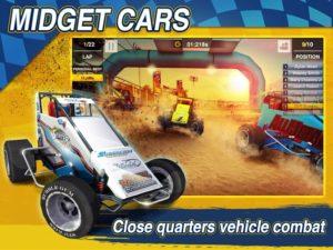 تصویر محیط Dirt Trackin Sprint Cars v3.1.2