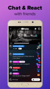 تصویر محیط AmpMe – Social Music Party v7.18.1