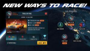 تصویر محیط Racing Rivals v7.3.1