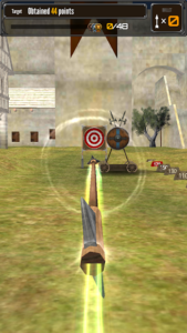 تصویر محیط Archery Big Match v1.3.2