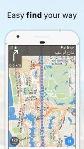 تصویر محیط Guru Maps Pro – Offline Maps & Navigation v4.6.2