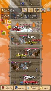 تصویر محیط Tower of Hero v2.0.7